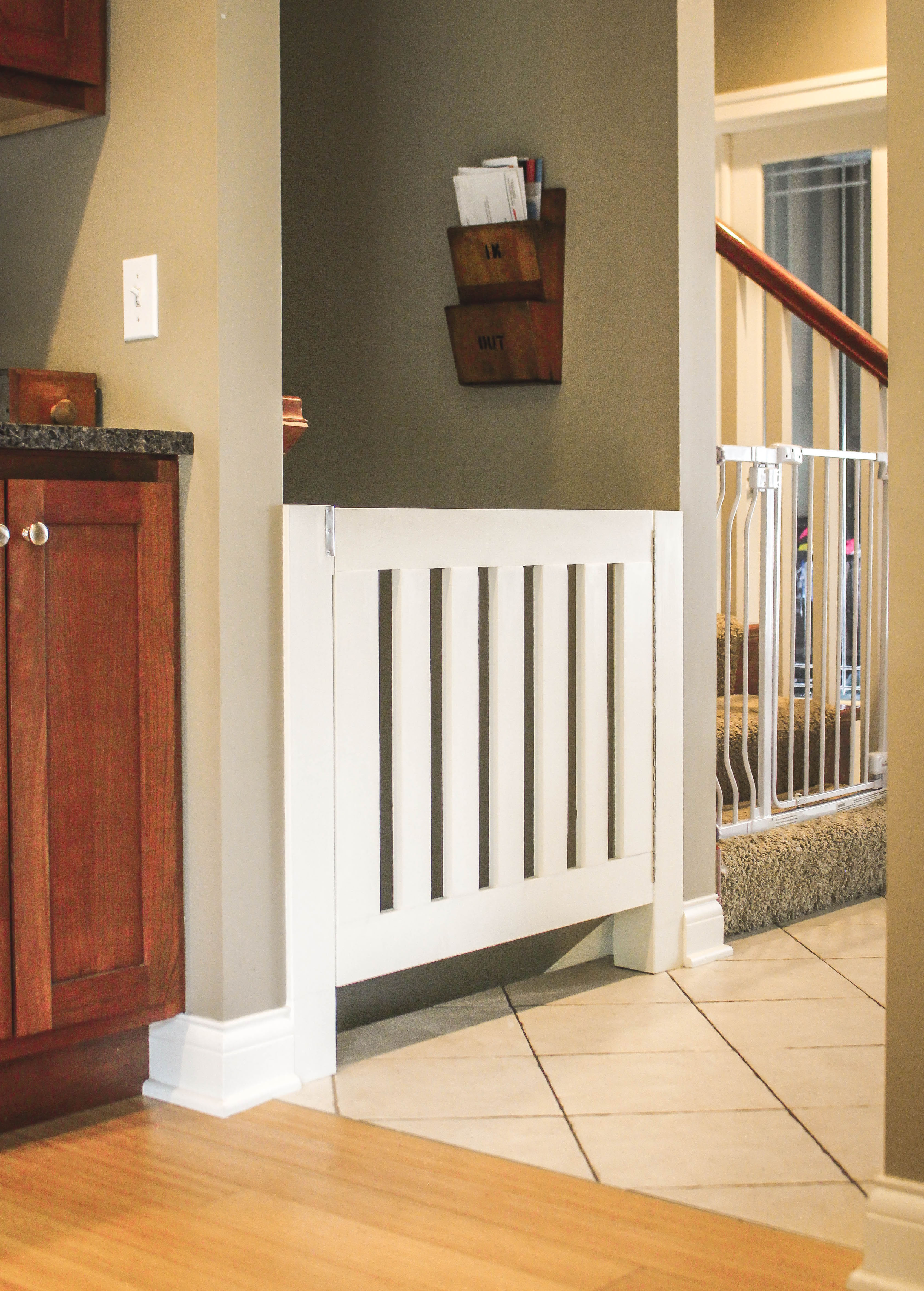 Attractive Custom Baby Gate