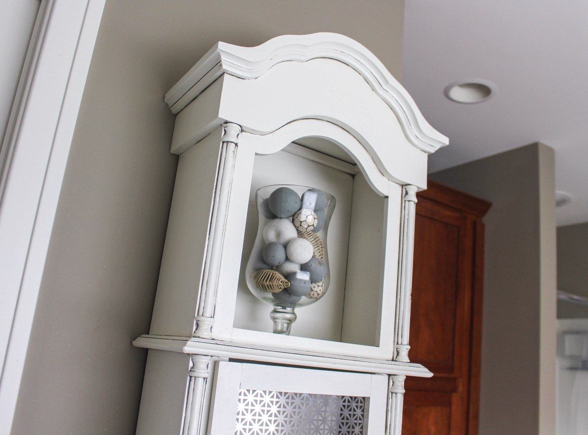 Grandfather Clock Repurposed